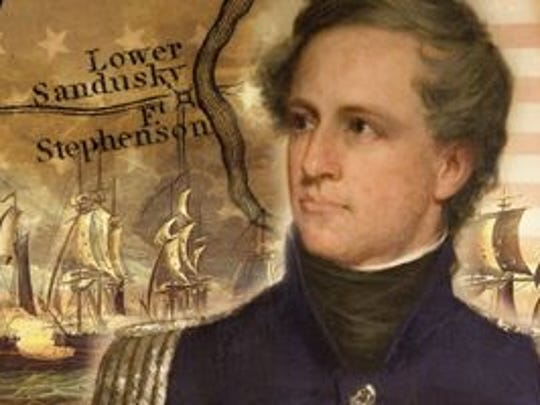 Major George Croghan led the American troops to victory over the attacking British at Fort Stephenson on Aug. 2, 1813.