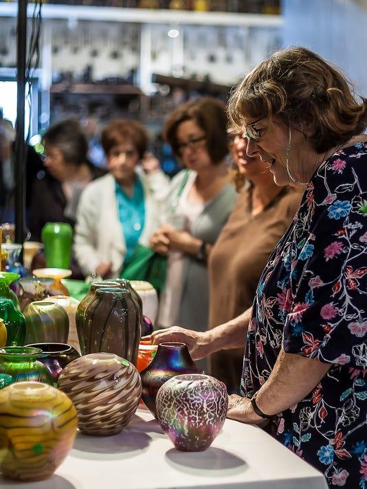 Wheaton Arts Antiques + Artists Market