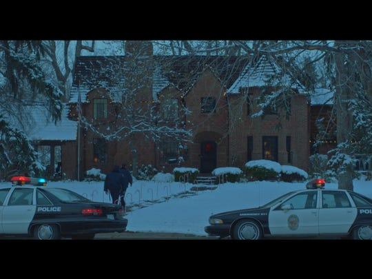 "A scene from Kitty Green's documentary ""Casting JonBeneŽt."""