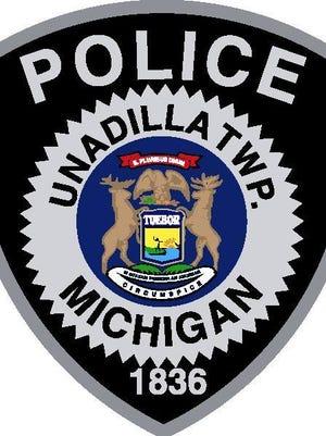 Unadilla Township Police patch