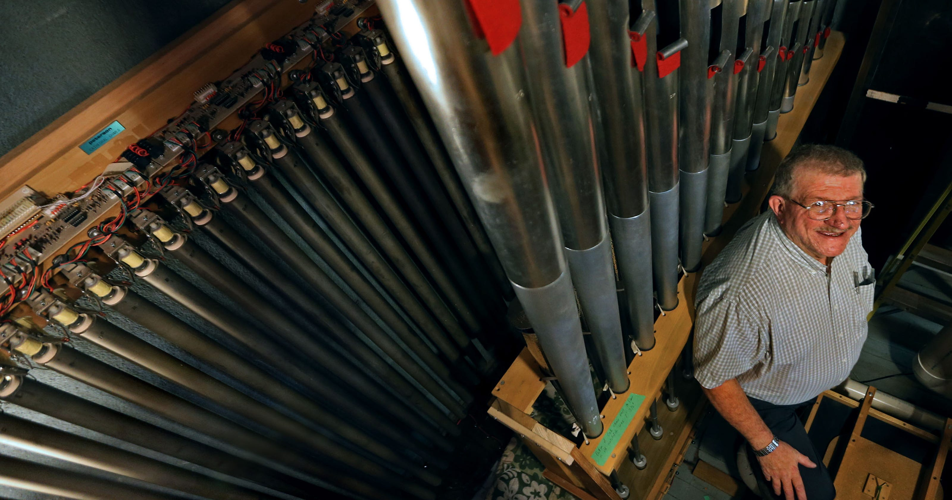 Church pulls out all the stops to renew pipe organ