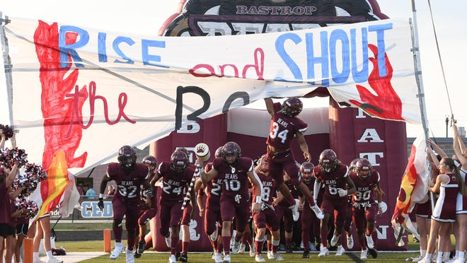The Bastrop Bears are picked to return to the playoffs in 2020.
