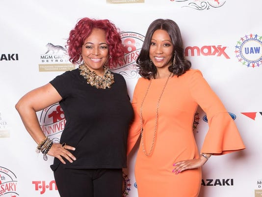 kim fields and alison vaughn