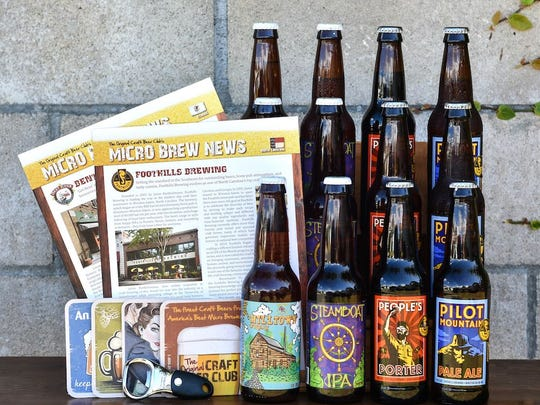 Best Valentine's Day gifts for men: Craft Beer Club.