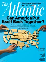 Cover of The Atlantic's March 2016 issue.