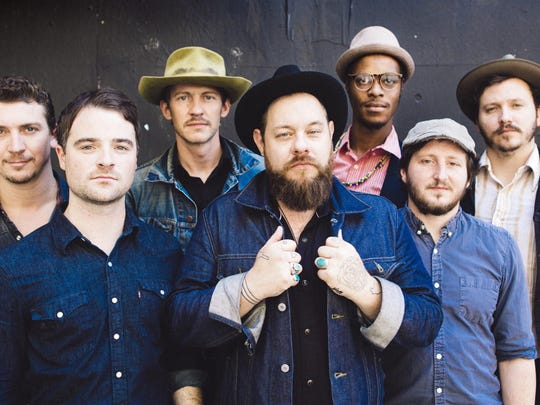 Nathaniel Rateliff & the Night Sweats build on classic blues and soul sounds, adding distinctive vocals and indie production. The group plays The Grey Eagle on Nov. 11.
