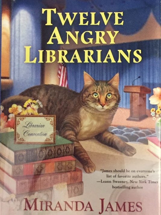 12 Angry Librarians