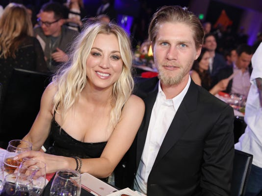FILE - Kaley Cuoco And Karl Cook Get Married