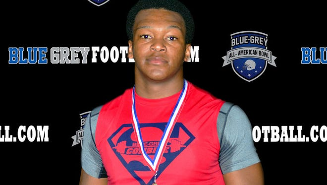 Alabama commit B.J. Emmons was committed to Georgia.