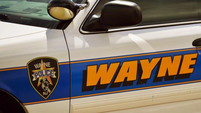 Wayne patrol car.