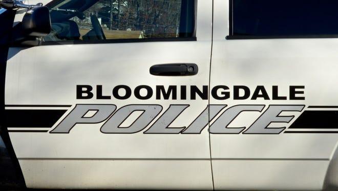 Bloomingdale police car.