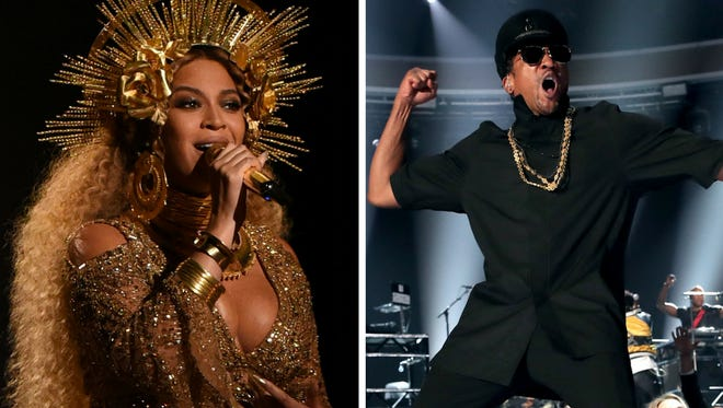 It's Bey vs. A Tribe Called Quest for the best Grammys performance.