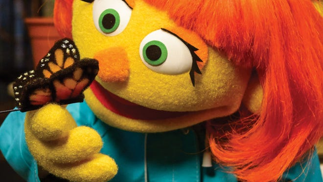 """Sesame Street,"" the iconic children's show for several generations, has officially introduced its first autistic character, Julia."