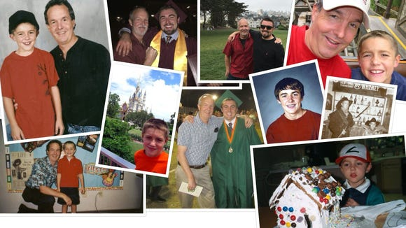 Father and Arizona Republic journalist Scott Craven reflects on the lessons his son has taught him for Father's Day 2018.
