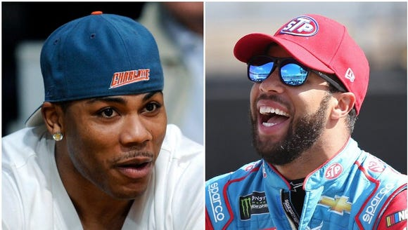 Nelly, Bubba Wallace