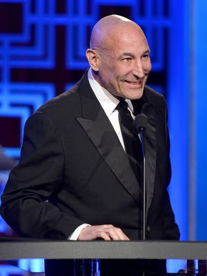 "Producer Sam Simon, co-creator of ""The Simpsons,"" died due to complications from cancer at his home in Los Angeles."