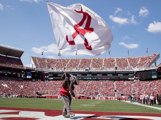 NCAA Football: Fresno State at Alabama