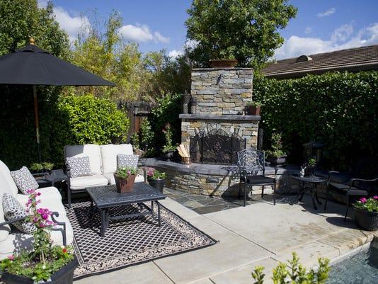 California couple creates a water-saving oasis