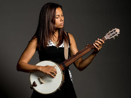 Rhiannon Giddens is scheduled to perform at Clearwater's Great Hudson River Revival.