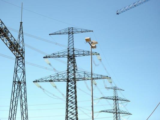 Moorburg Power Plant Under Construction