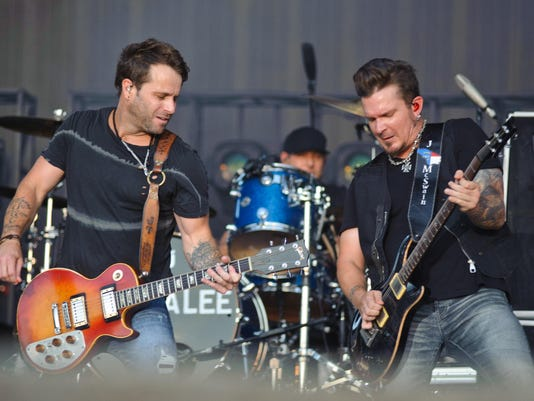 Country Thunder In Twin Lakes, Wisconsin - Day 2