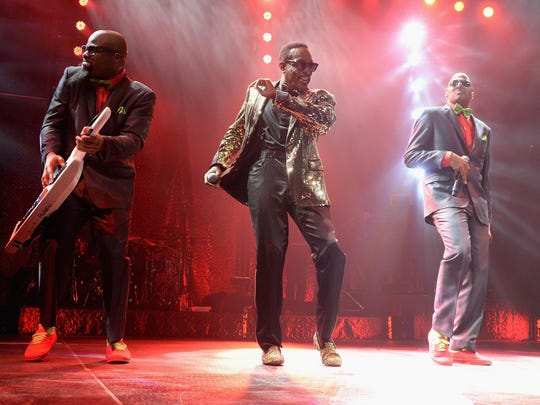 Charlie Wilson performs June 15-16 at Aretha Franklin Amphitheatre.
