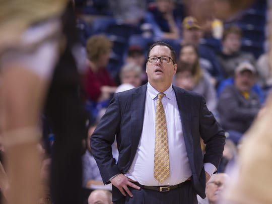 Montana State University fired head men's basketball coach Brian Fish on Sunday. Fish was 65-92 in five years with the Bobcats.