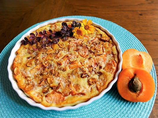 Get your clafouti fix during apricot season