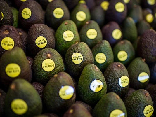 Avocado prices