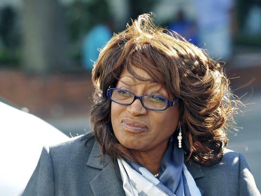 Former Congresswoman Fraud Trial