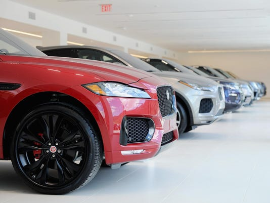 Jaguar Land Rover Opens New North American Headquarters
