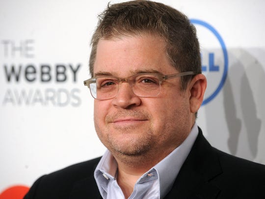 NEW YORK, NY - MAY 19: Actor Patton Oswalt attends 18th Annual Webby Awards on May 19, 2014 in New York, United States.  (Photo by Brad Barket/Getty Images)