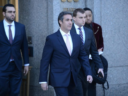 Michael Cohen makes his split with President Trump Twitter-official