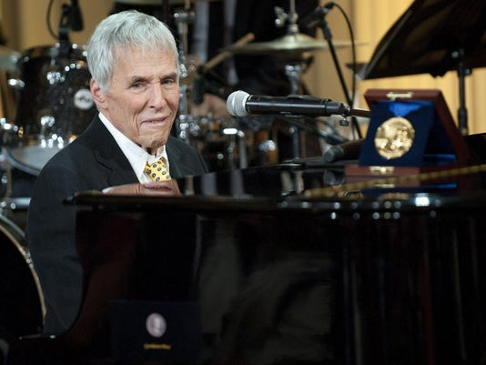 President Obama honors legendary composers and performers in Washington