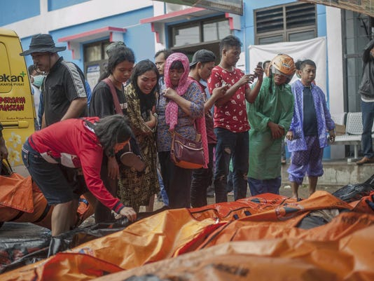 Indonesia Tsunami Photo Gallery