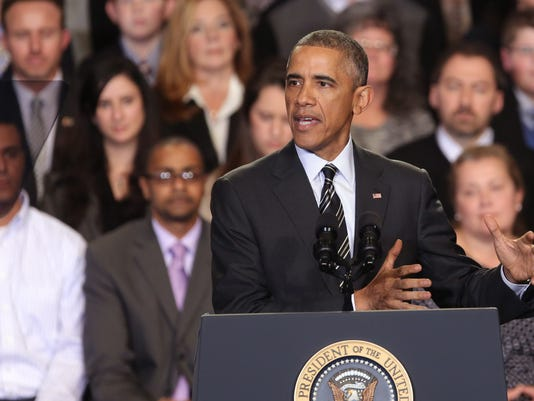 Obama Discusses Executive Action On Immigration At Chicago Community Center