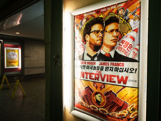 """Sony Pictures' """"The Interview"""" Opens On Christmas Day"""