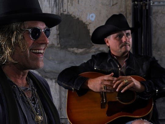 Big Kenny, left, and John Rich asked out of their record