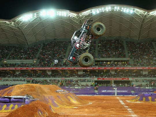 Monster Jam - Melbourne