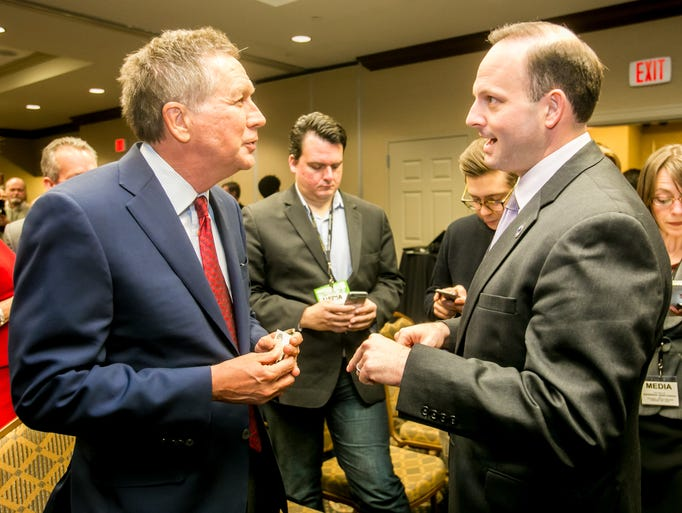 How John Kasich could win
