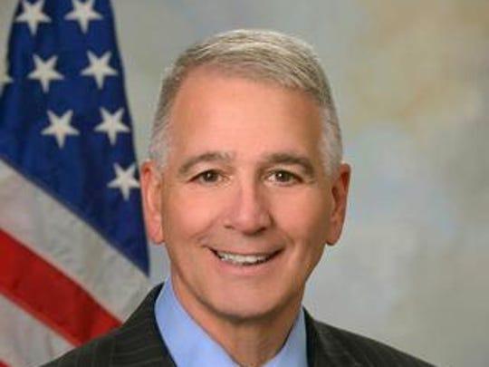 Congressman Ralph Abraham, R-Alto