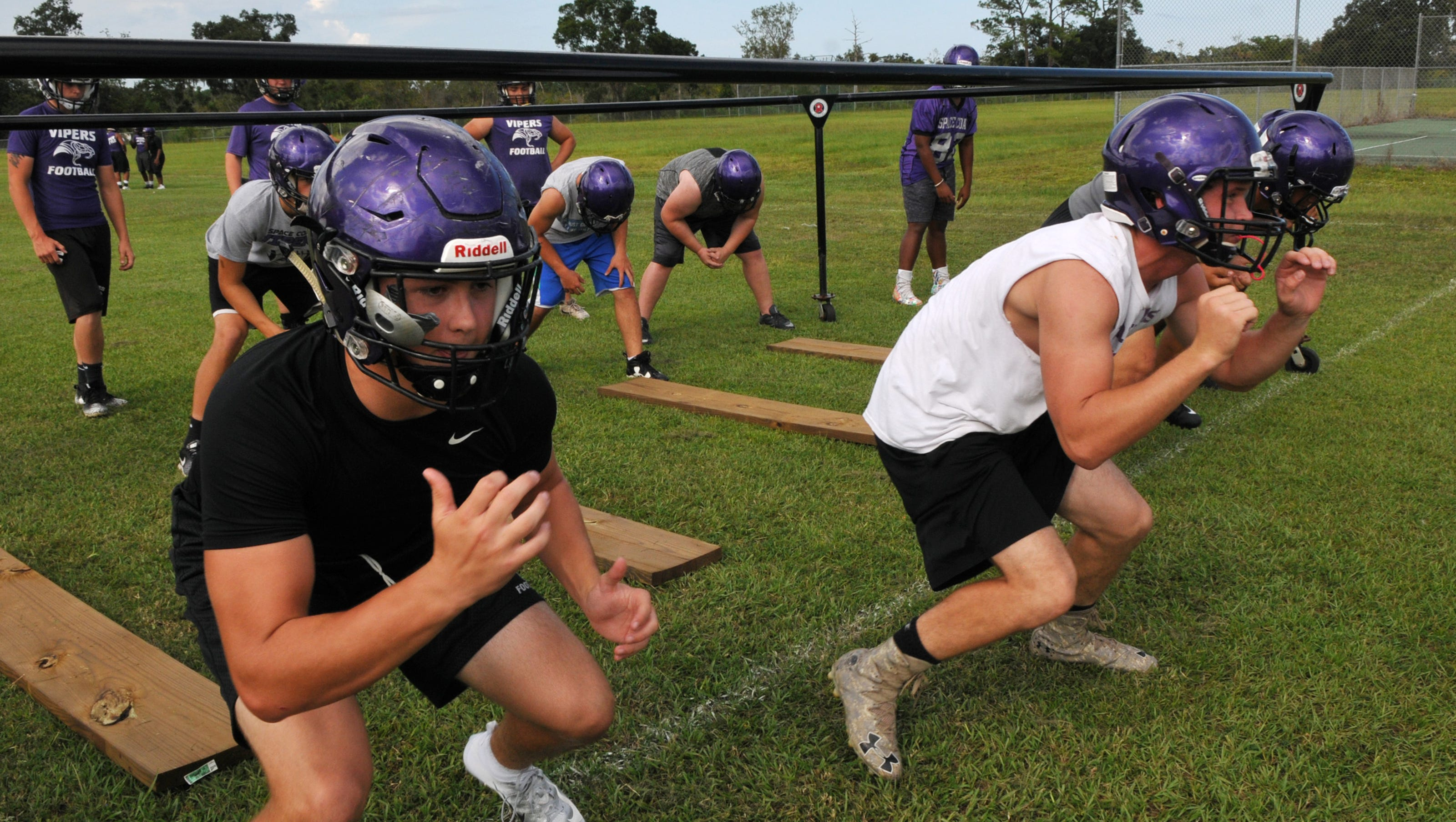 Tour Of 2018 Brevard County High School Football Space Coast Vipers