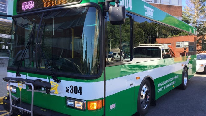 Four new buses are now in service in Rockland County's Transport of Rockland (TOR) fleet.
