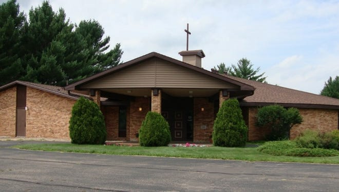 Faith Reformed Church, 1321 32nd St. N., dedicated its current church building on April 14, 1985.