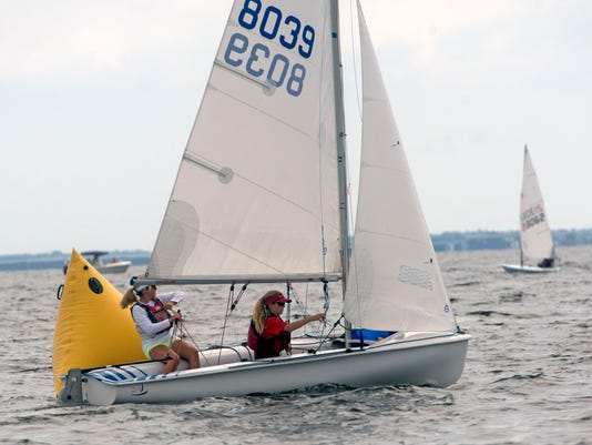 Junior Olympic Sailing Festival Sunday 15