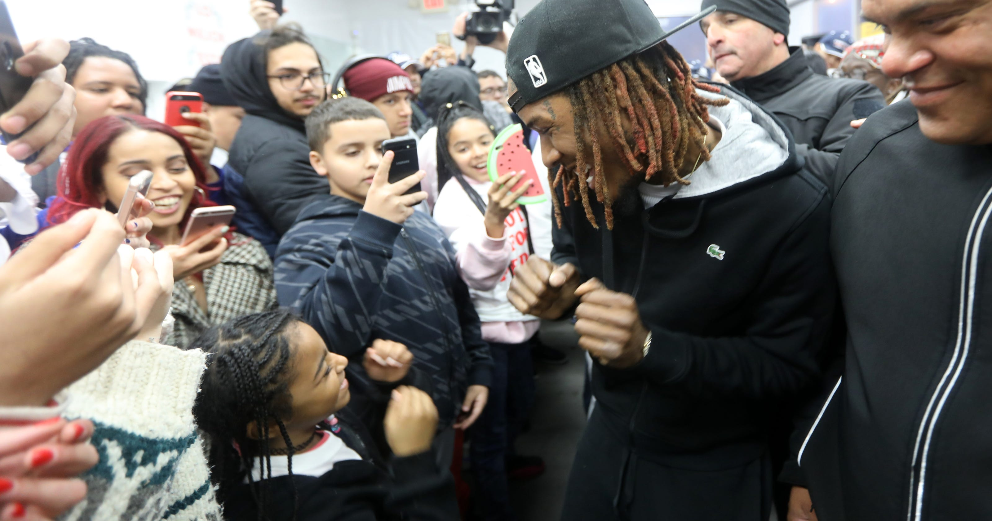 Fetty Wap and Paterson mayor candidate Michael Jackson trade barbs
