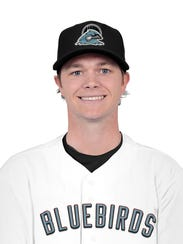 Sonny Gray is a member of the Nashville Bluebirds,
