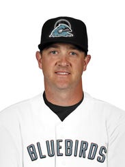 Steven Wright is a member of the Nashville Bluebirds,