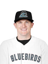 Brad Brach is a member of the Nashville Bluebirds,