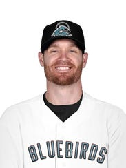 Logan Forsythe is a member of the Nashville Bluebirds,